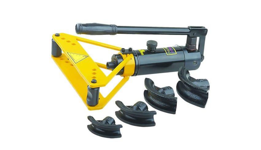 Hình ảnh máy uốn ống thủy lực TLP HHW-1A
