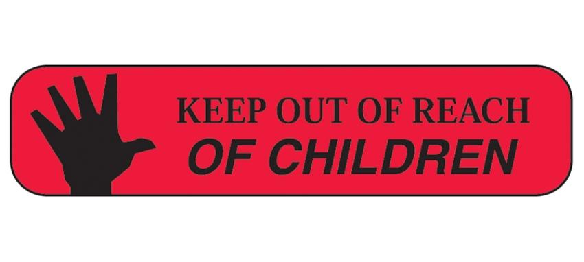 Máy uốn ống nên được đặt xa tầm tay trẻ em