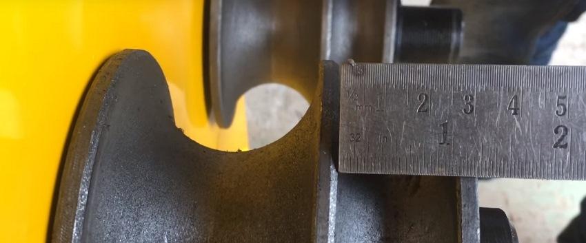 thao tác với máy uốn ống 3 trục 1