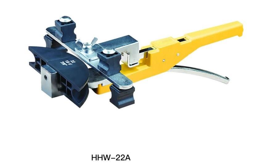 Hình ảnh máy uốn ống bằng tay TLP HHW-22A