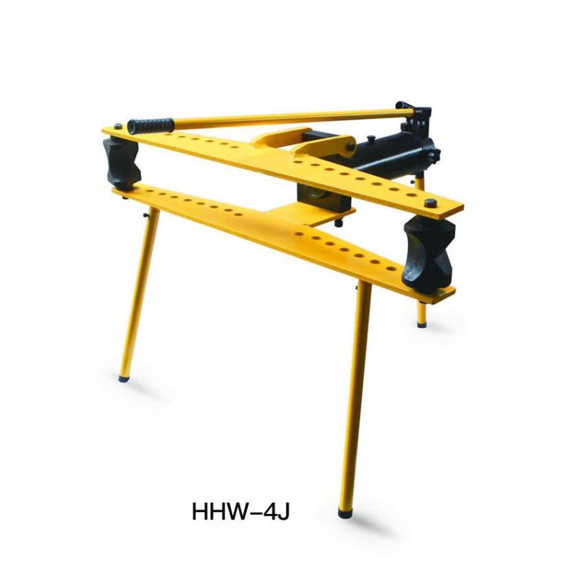 Hình ảnh máy uốn ống thủy lực TLP HHW-4J