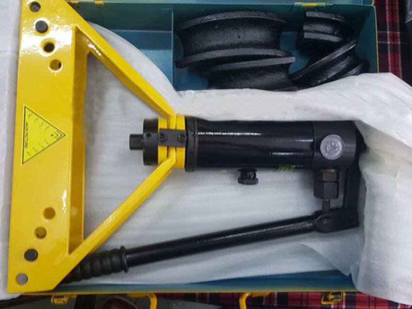 Máy uốn ống thủy lực HHW-1A