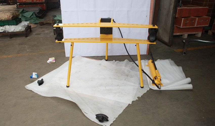 hình ảnh của máy uốn ống TLP HHW-2F