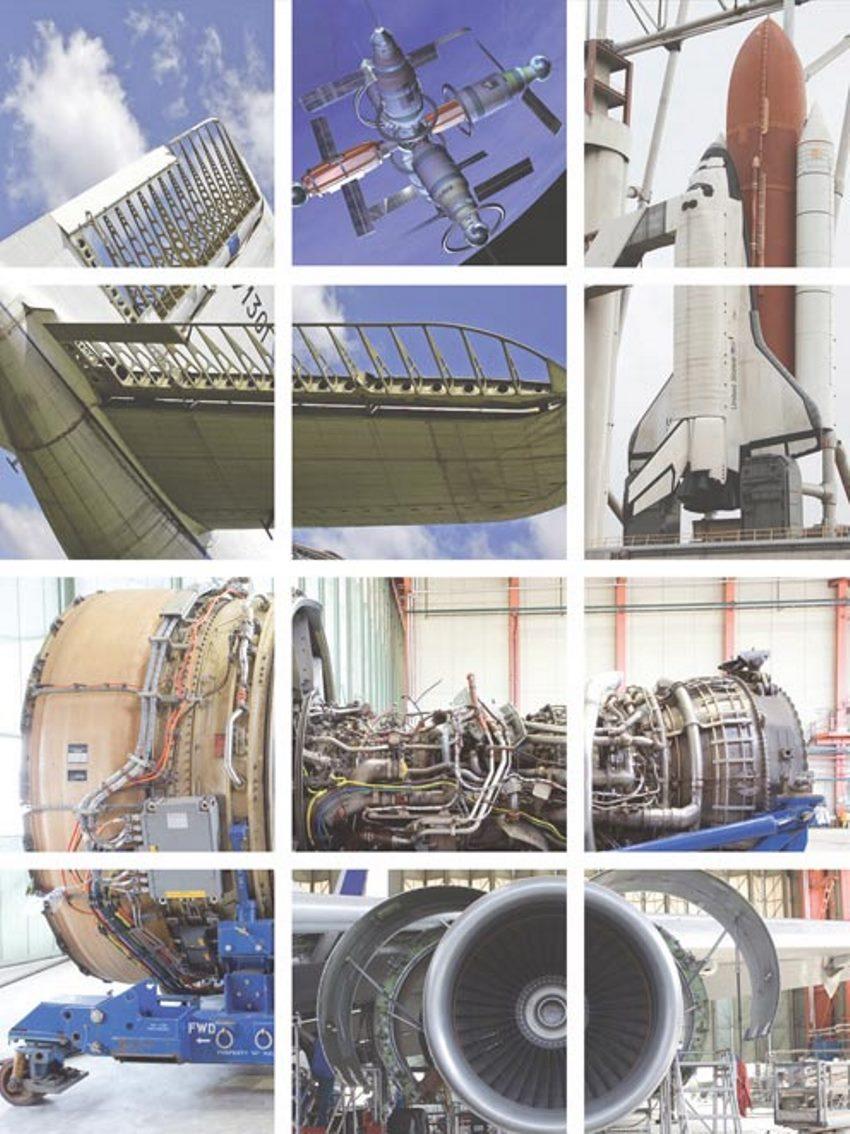 ứng dụng của máy uốn ống trong hàng không vũ trụ
